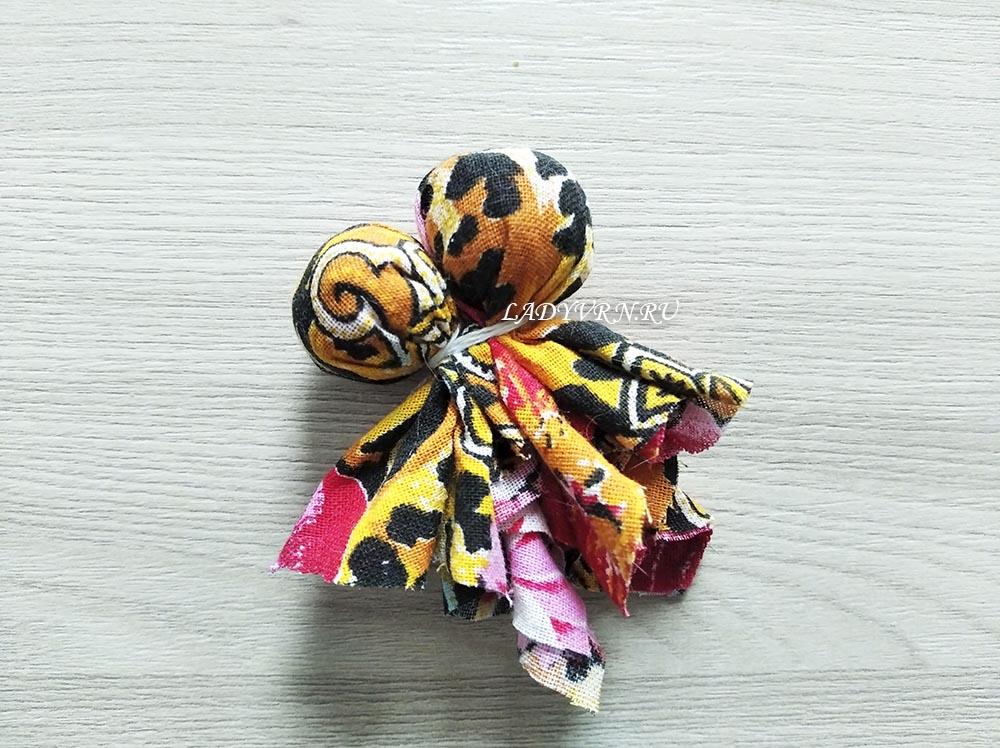 народная кукла своими руками