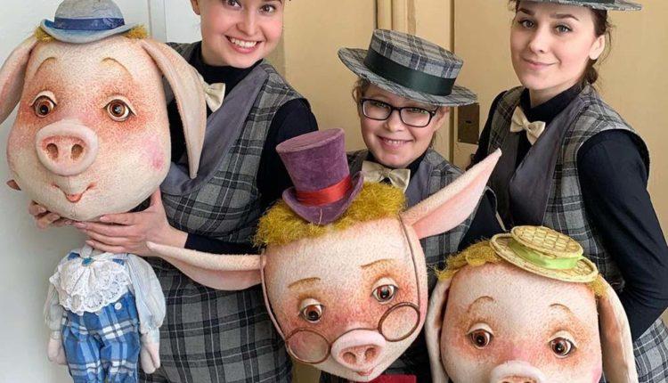 Воронежский Театр кукол «Шут» возобновил показ спектаклей