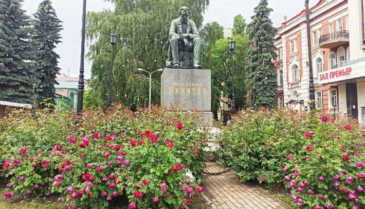 Экскурсионный флешмоб в Воронеже 2021