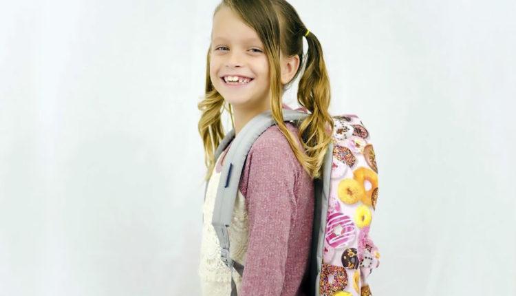 Как выбрать рюкзак для школы