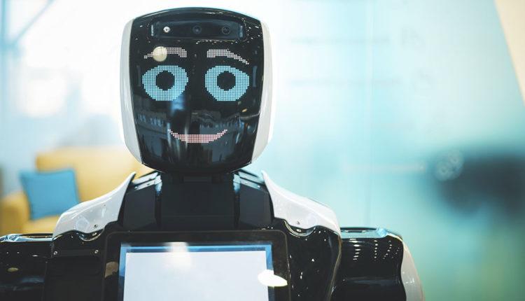 В детском саду Воронежа появился робот-воспитатель