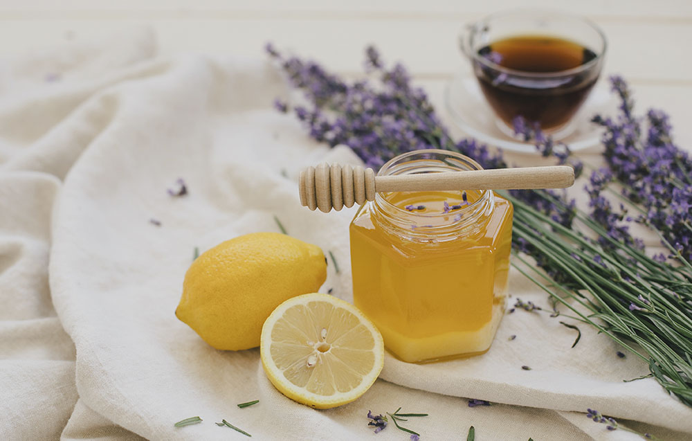 маски с лимонным соком