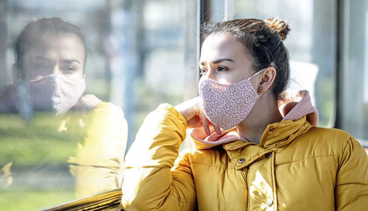 В маршрутках Воронежа начнут штрафовать пассажиров без масок