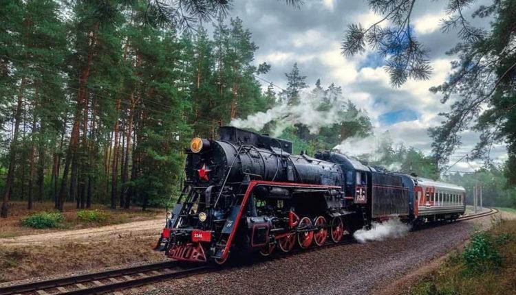 Графский поезд теперь курсирует и по воскресеньям