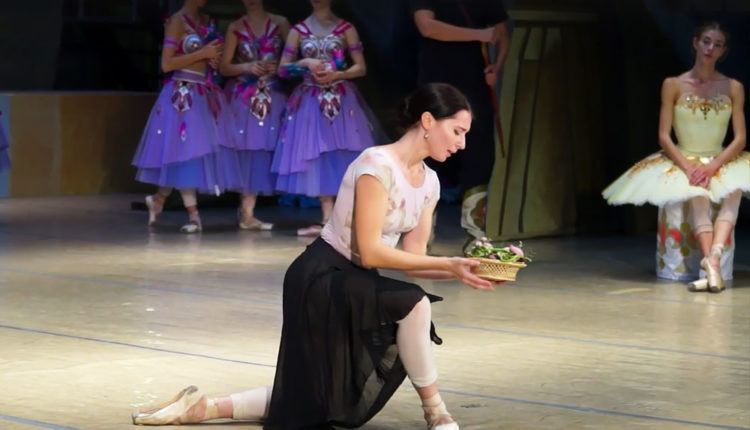 В Воронежском театре оперы и балета состоится премьера балета «Баядерка»